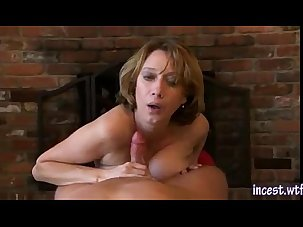 Mature Mom Sucking Huge Load