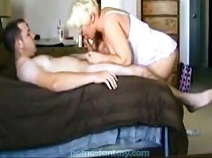 Blonde Mature Amateur German