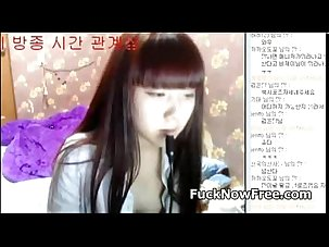 Cute Korean Webcam Girl 1