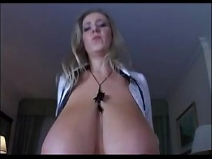 Mature Huge Tits Teasing on CAM..