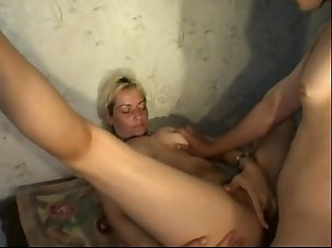 Husband And Son Fuck My Mother
