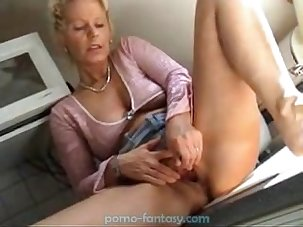 Hot German Mature Milf