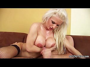 Hot Step-Mom in Lingerie Need..